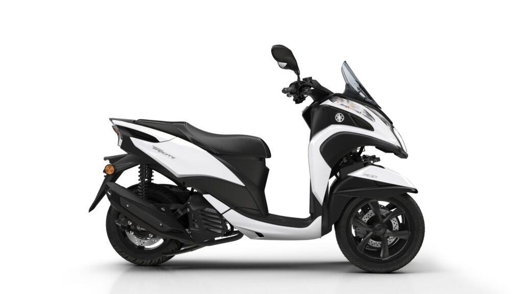 Rent Yamaha Tricity