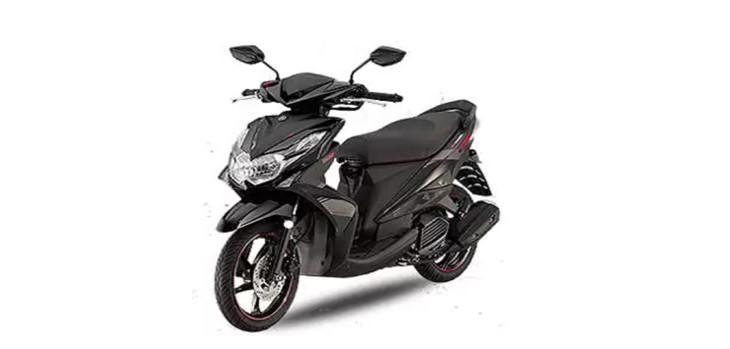 Rent Yamaha Mio in Bangkok