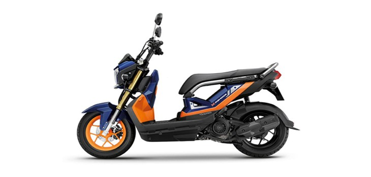 Rent Honda Zoomer-X in Bangkok