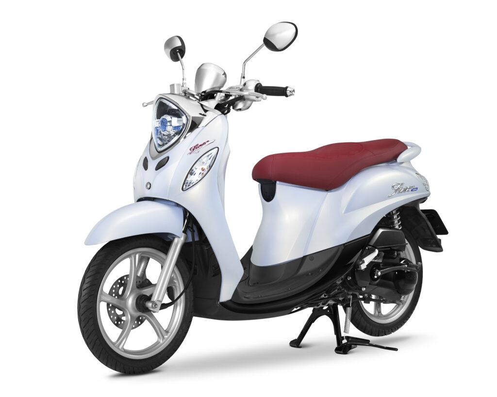 Yamaha Fino Rental