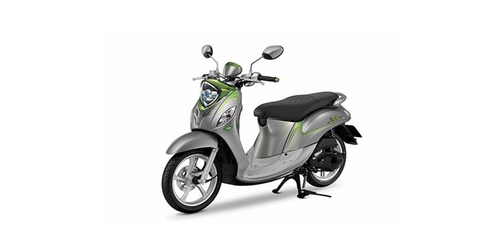 Rent Yamaha Fino in Bangkok