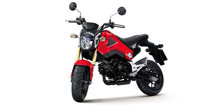 Rent Honda MSX in Bangkok