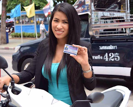 Driving license Bangkok