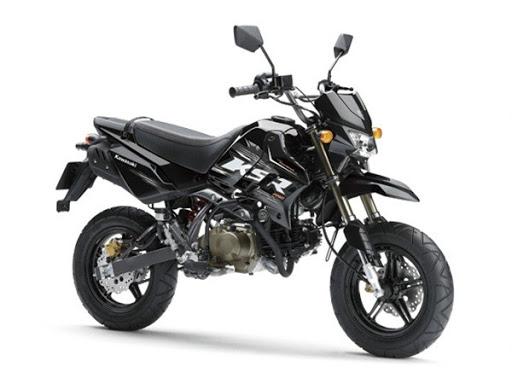Rent Kawasaki KSR