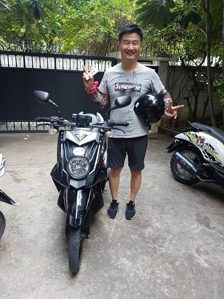 Motorcycle Driving License Service
