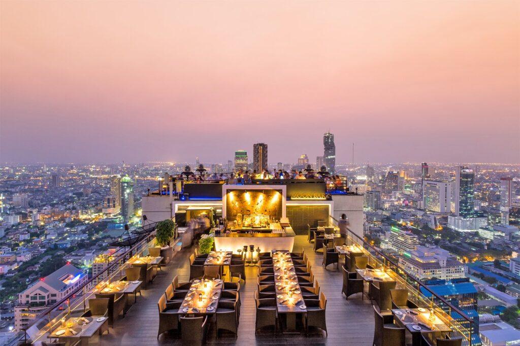 one day in Bangkok